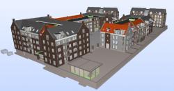 Appartementen complex Oostflank Wijchen